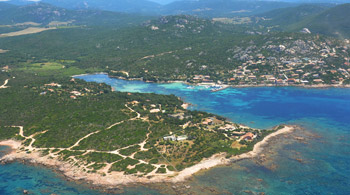 location catamaran corse