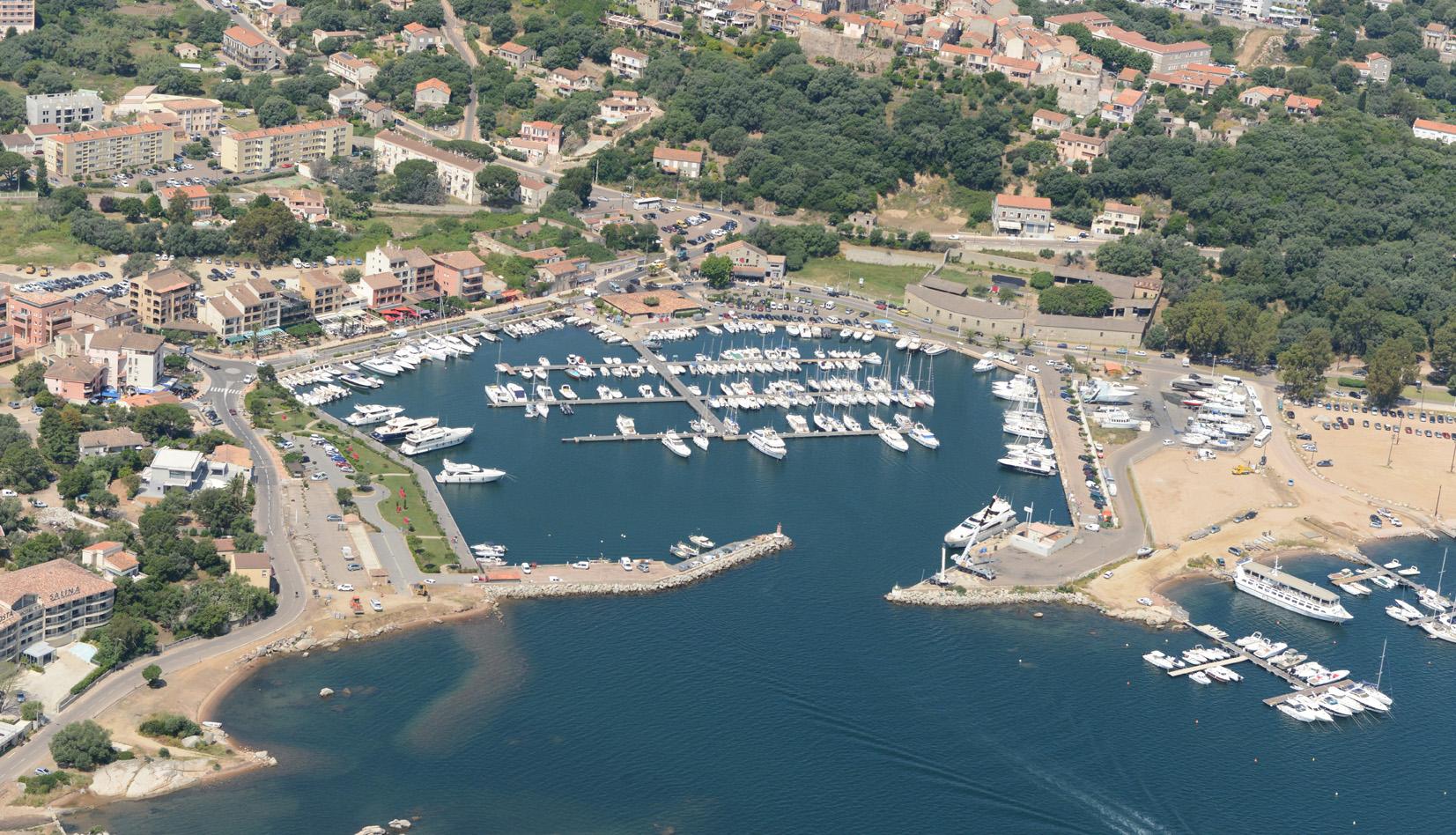 Porto Vecchio Absolute Yacht