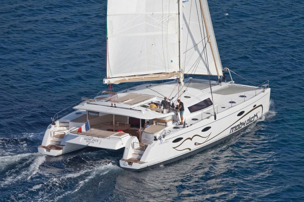 Location de catamarans en Corse