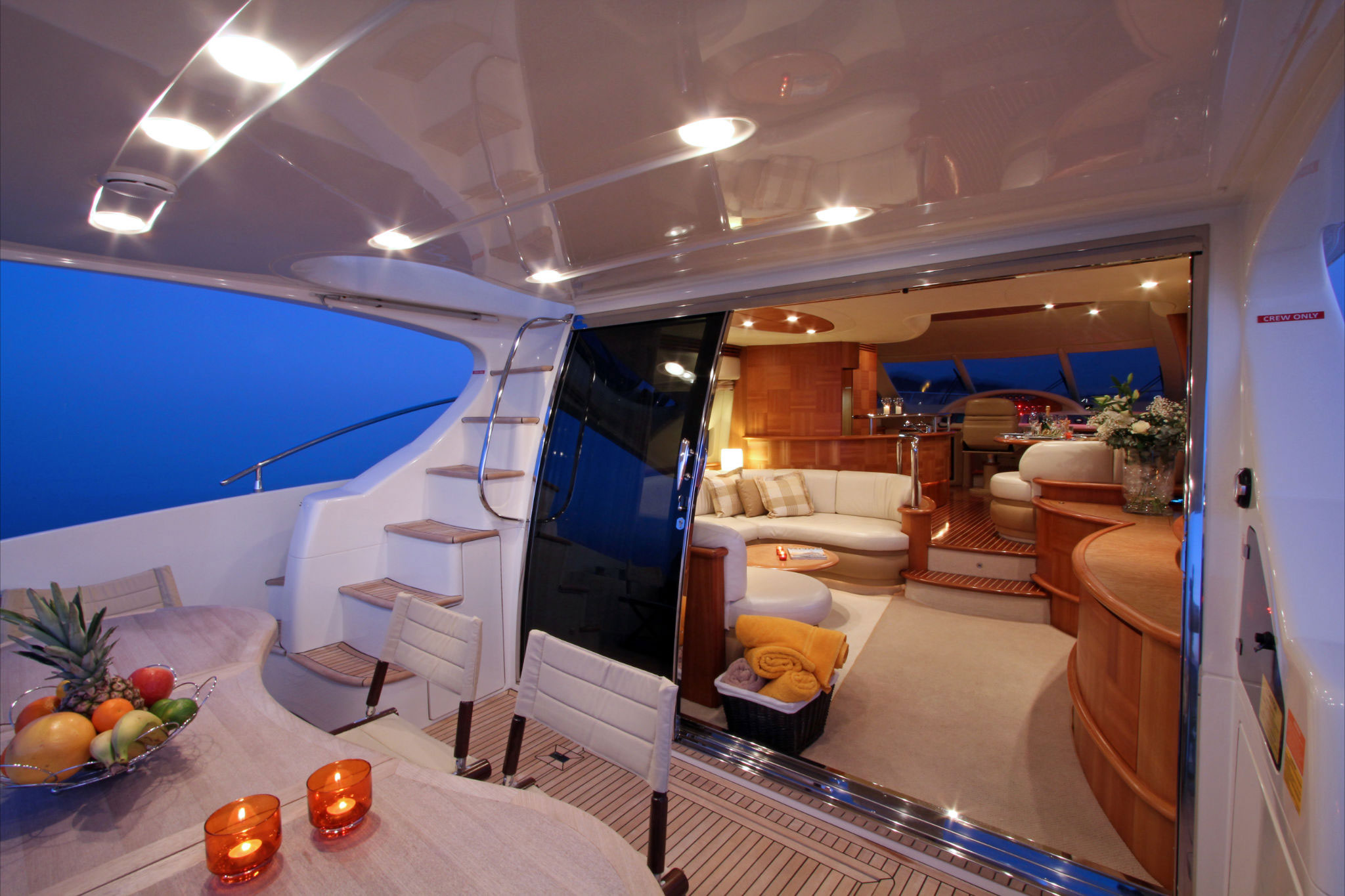 Location de yacht en Corse