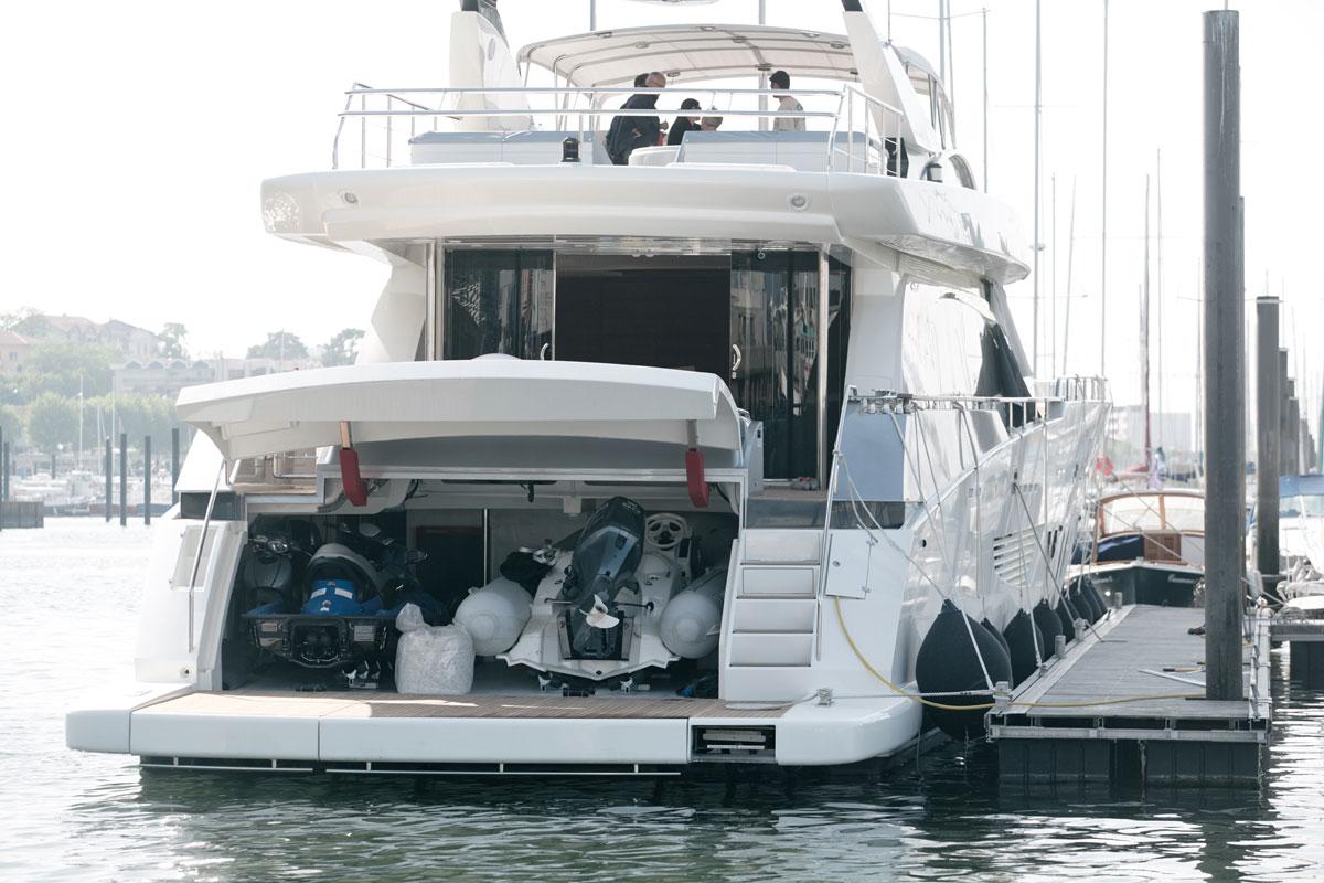 Location de yacht en Corse