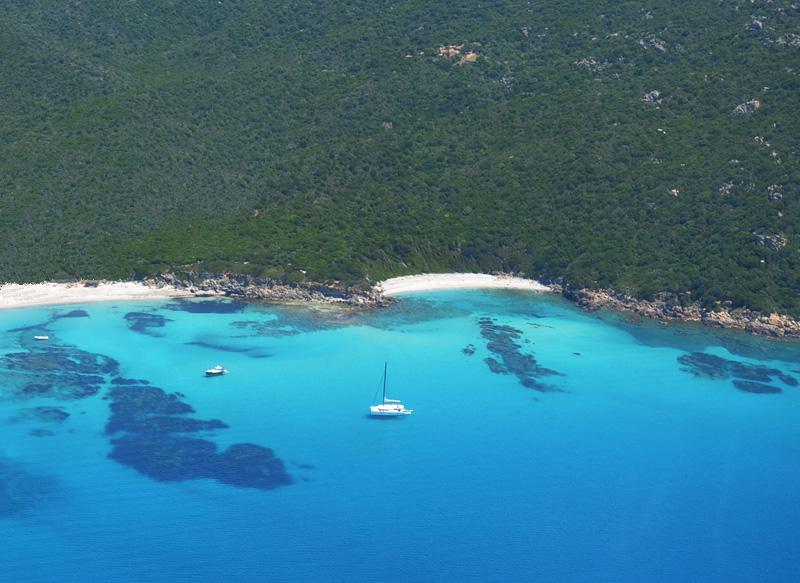 location catamaran corse journée absolute yacht